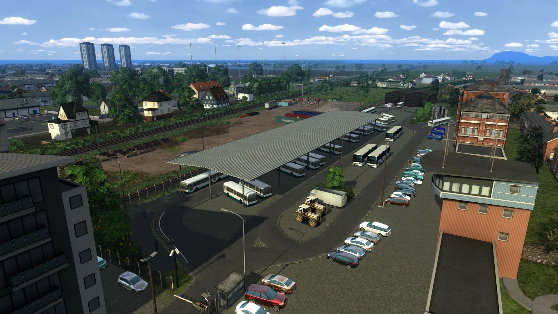 Serinathea bus depot