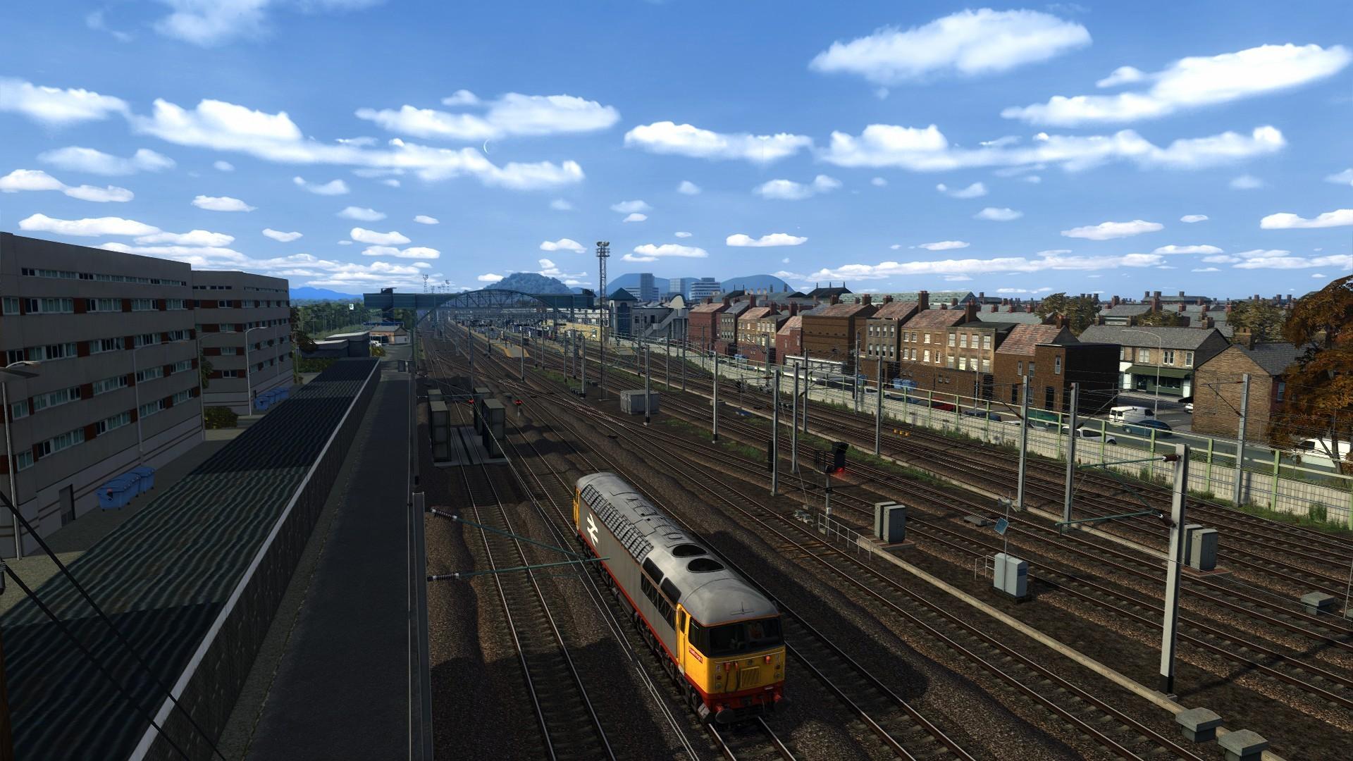 Serinathea sidings