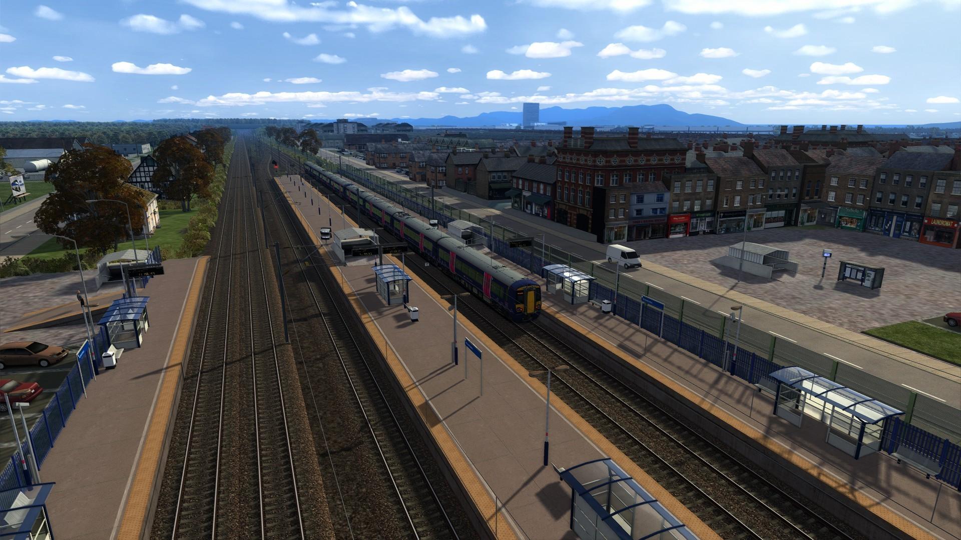 Nebarenka revamped station